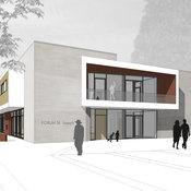 Auch von außen wird das neue Bauprojekt ein echter Hingucker werden. © Pape und Kost