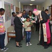 Einweihungsfeier mit Bischof Norbert Trelle