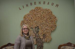 Daniela Suchak arbeitet seit 1996 im Lindenbaum. © pkh