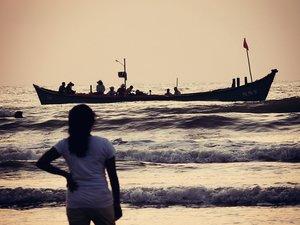 Viele Flüchtlinge kommen in Booten an